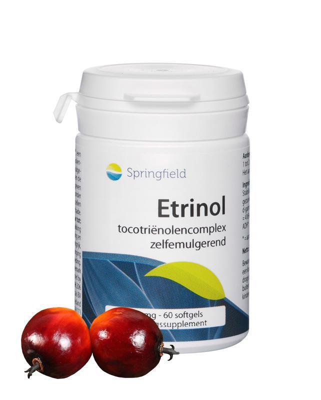 Etrinol tocotrienolen complex 50 mg