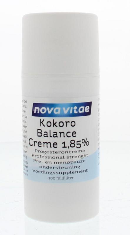 Kokoro progest balans cream 1.85%