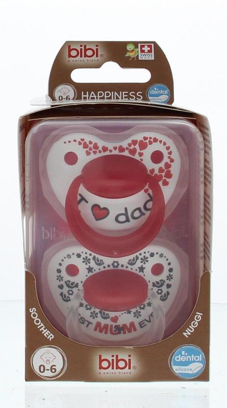 Happiness duo mama/papa 0-6 maanden
