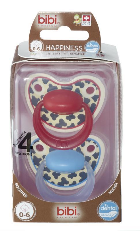 Happiness tiger swiss 0-6 maanden