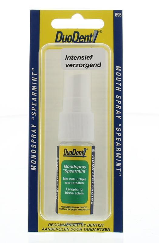 Mondspray spearmint