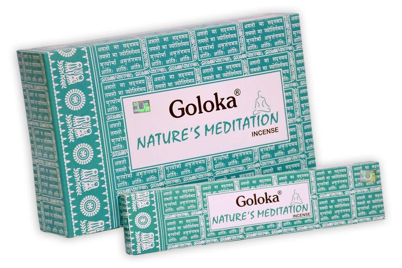 Wierook goloka natures meditation