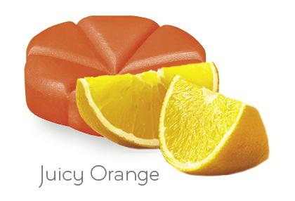 Geurchips juicy orange