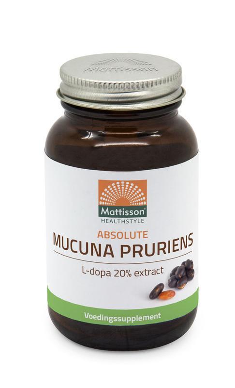 Mucuna pruriens 20% extract- L-dopa