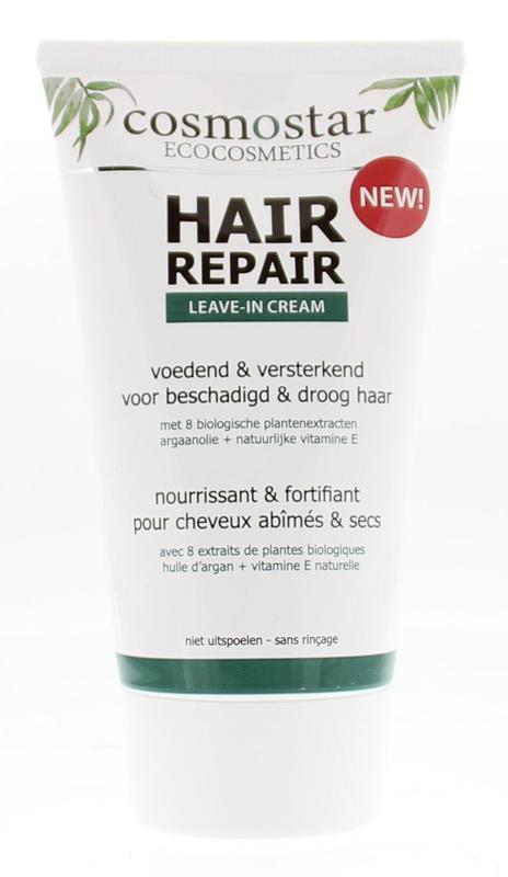 Hair repair leave in cream