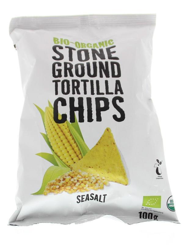 Chips tortilla seasalt