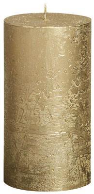 Stompkaars rustiek metallic goud 130/68