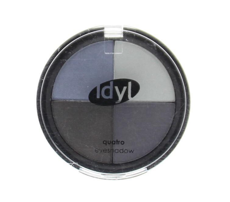 Eyeshadow quatro CES 101 grijs/blauw