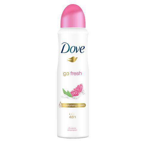 Deodorant spray go fresh pomegranate & lemon verb