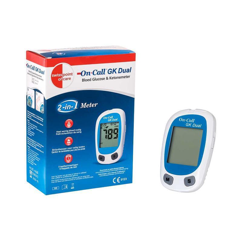 GD Dual ketone/glucose starterkit