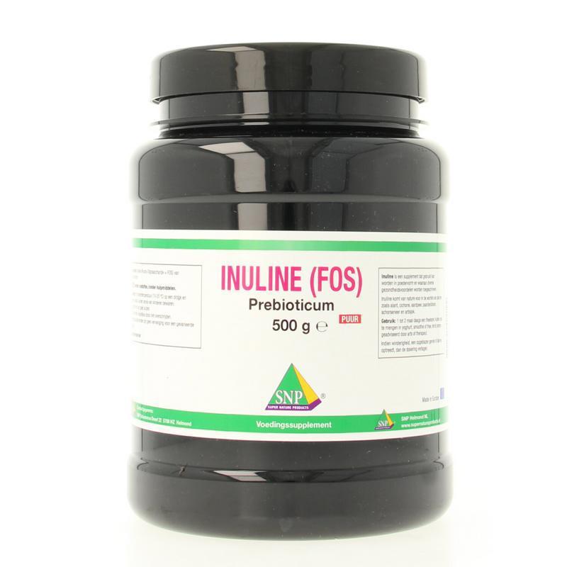 Prebioticum inuline FOS