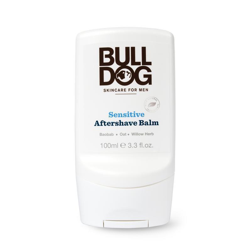 Sensitive aftershave balsem