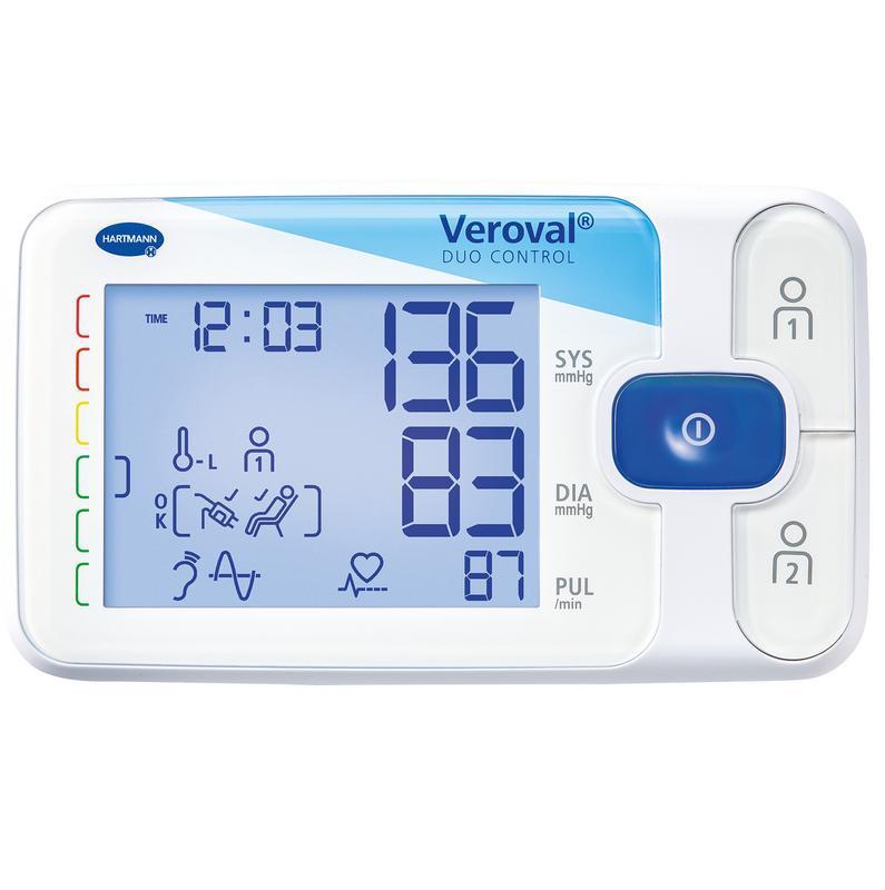 Duo Control bovenarmbloeddrukmeter L