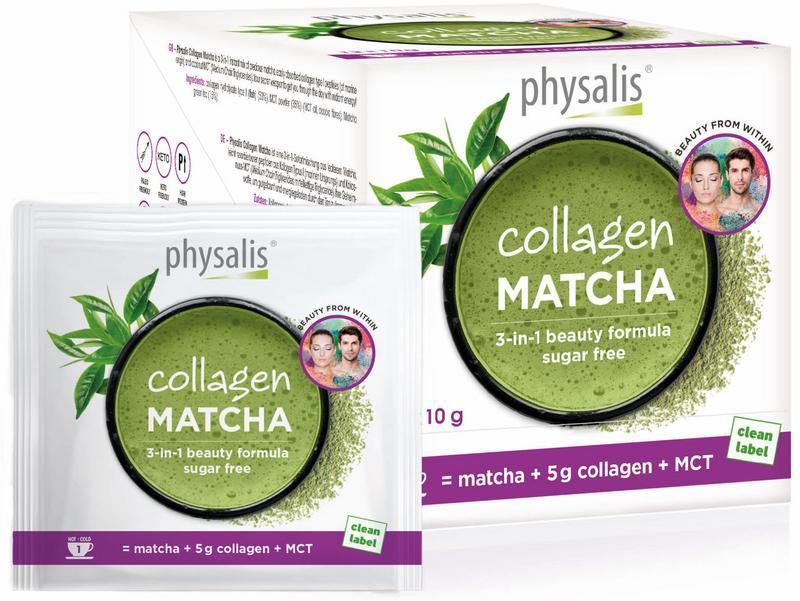 Collagen matcha 10 gram