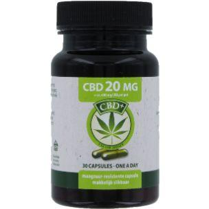 Hooy cbd capsules 20mg 30st