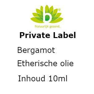 Bergamot etherische olie 10m 10 ml