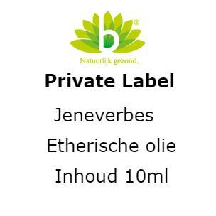 Jeneverbes etherische olie 10m 10 ml