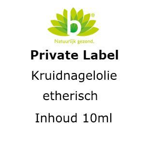 Kruidnagelolie etherisch 10m 10 ml