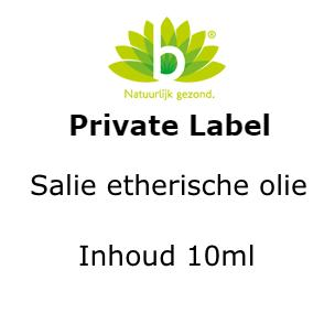 Salie etherische olie 10m 10 ml