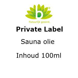Sauna olie 100m 100 ml