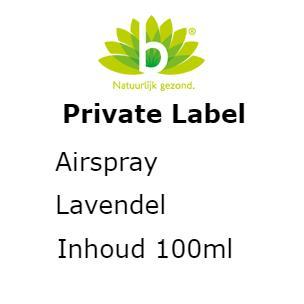 Airspray lavendel 100m 100 ml
