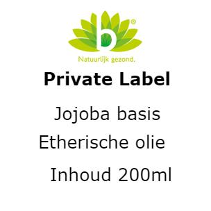 Jojoba olie, basisolie 200 ml
