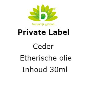 Ceder olie 30ml