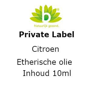 Citroen olie 10ml
