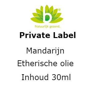 Mandarijn olie 30ml