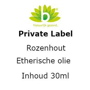 Rozenhout olie 30ml