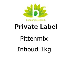 Pittenmix 1kg 1000 gr