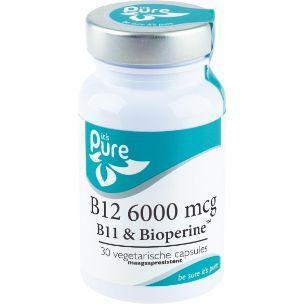 Vit b12 6000 mcg  methylcobalamine diben&bioperine