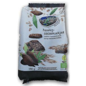 Hennep cacaokoekjes 150 gram