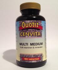 Multi medium of cenvital plus 120 st 120 st