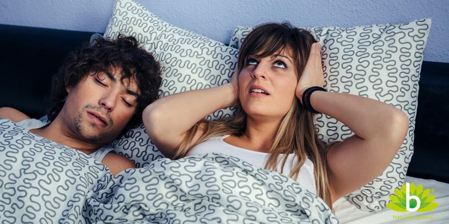 Zo staat snurken je partner en jou niet langer in de weg