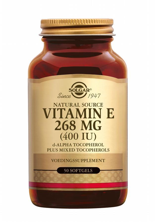 Vitamin E 268 mg/400 IU Complex