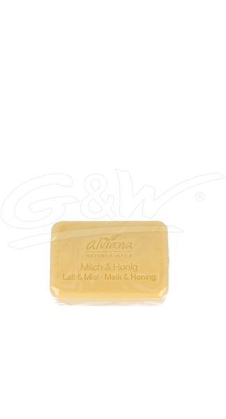 Melk & honing - zeep van plantaardige olie 100 gr