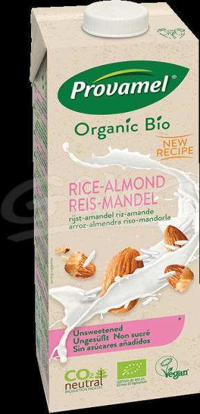 Drink rijst amandel