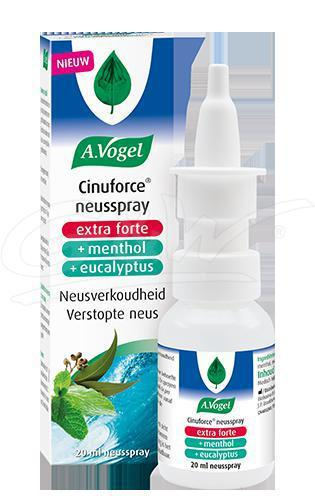 Cinuforce neusspray extra forte