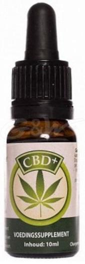 CBD plus olie 5%