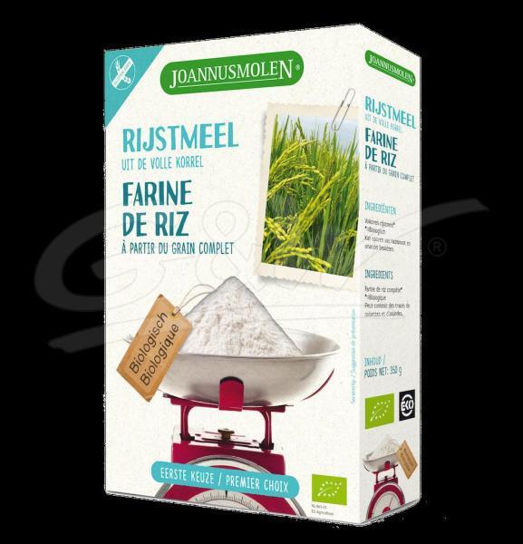 Rijstemeel eerste keuze bio