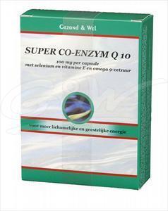Q10 co-enzym 120c