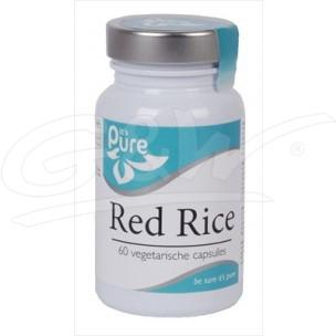 Its pure red rice 60 Capsules