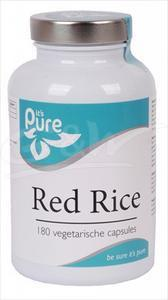 Its pure red rice 180 Capsules