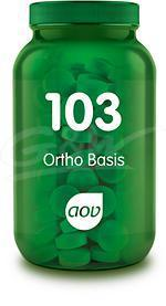 103 Ortho Basis
