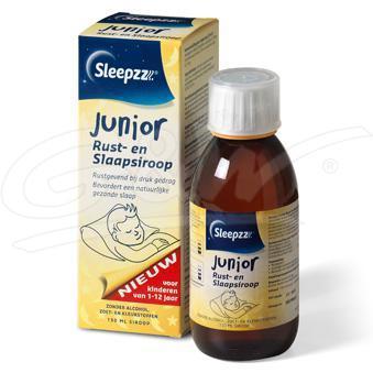 Rust en slaapsiroop junior