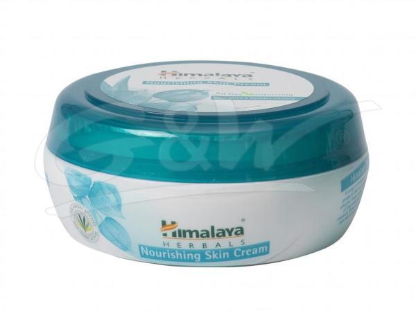 Herbal nourishing skin cream