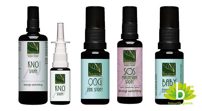Nano-Sprays
